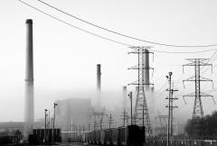 Avon Lake Power Plant, May 6, 2015