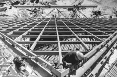 Iron Workers on the grid, 1994